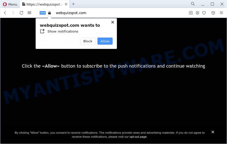 Webquizspot.com