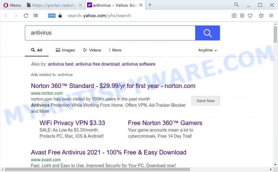 RadioFanaticSearch ads