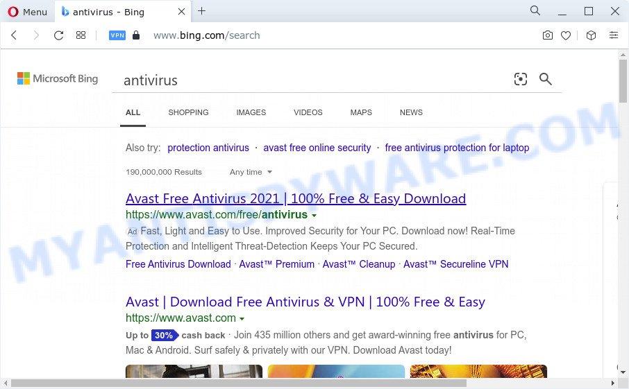 Search.onlinebars.xyz redirect