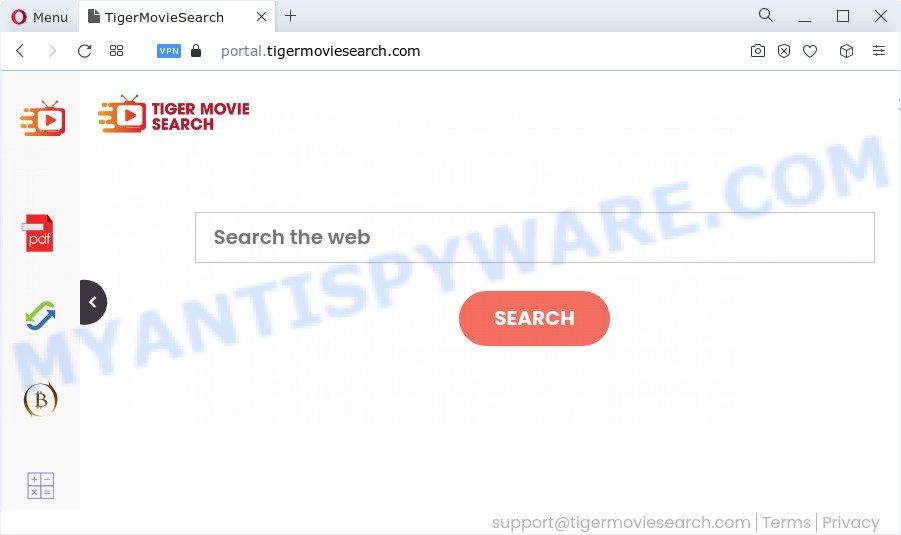 TigerMovieSearch