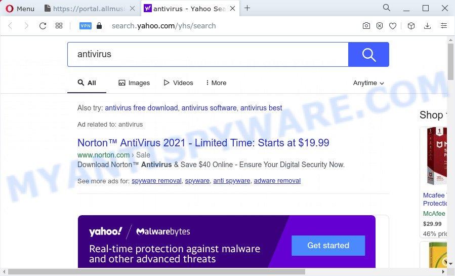 AllMusicSearches ads