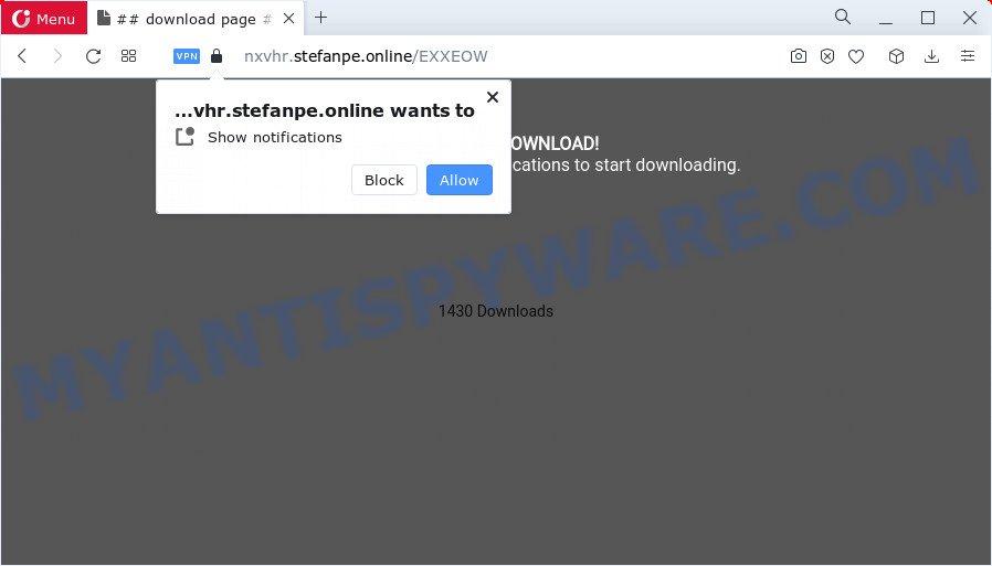 Stefanpe.online