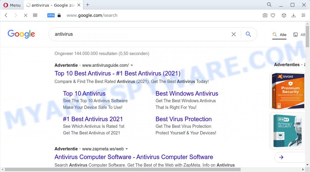 Tag Search redirects