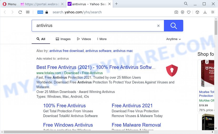 WebRadioSearch ads