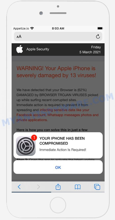 Yourlandsecurity.com scam