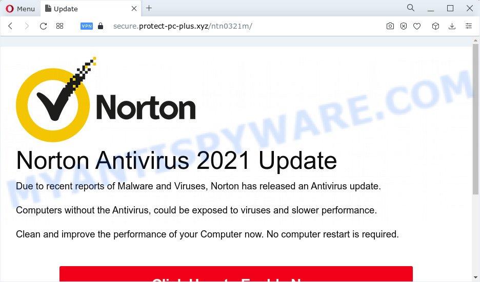 Norton Antivirus 2021 Update
