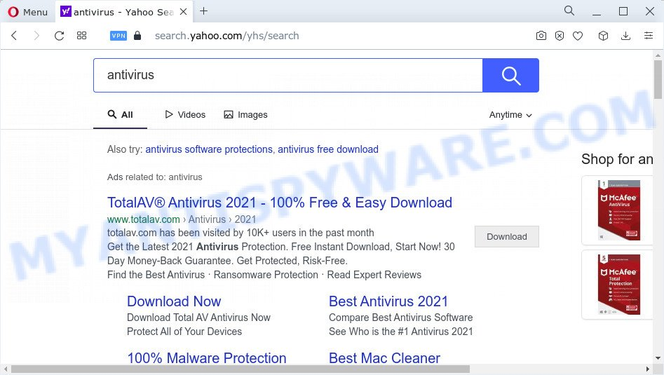 Img Preview browser hijacker