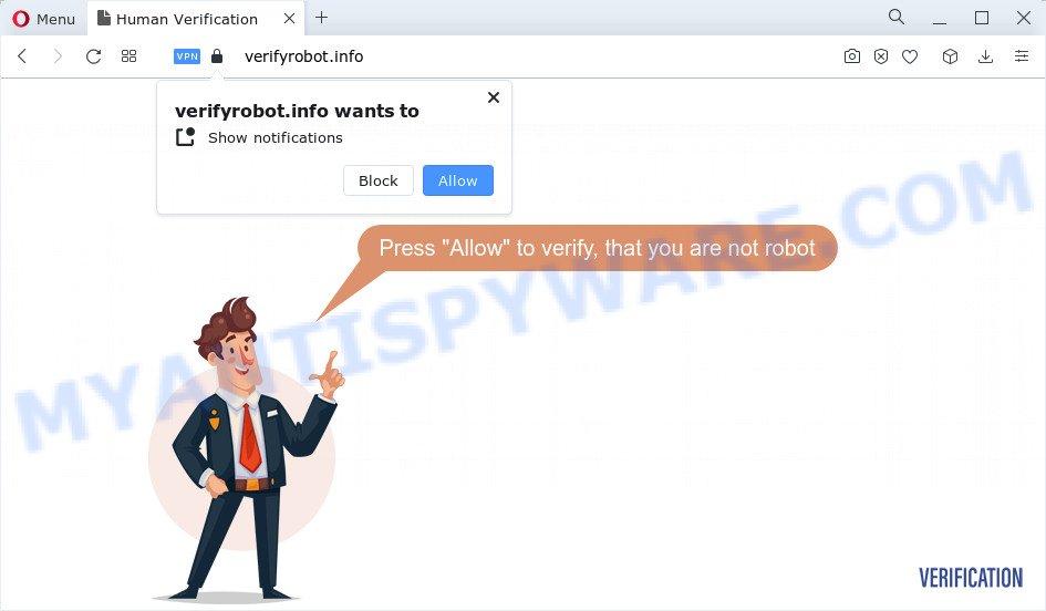 Verifyrobot.info
