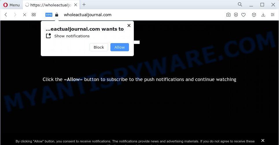 Wholeactualjournal.com
