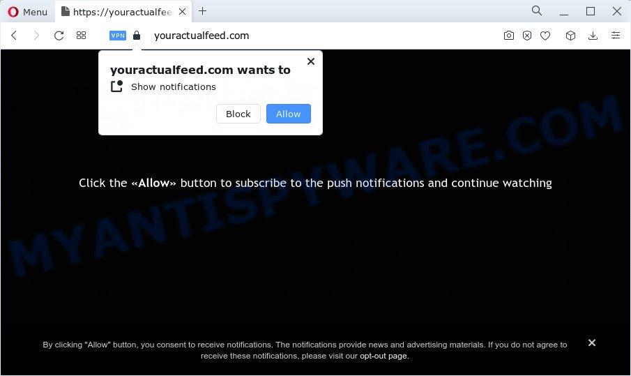 Youractualfeed.com