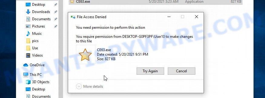 remove Nusm virus 2