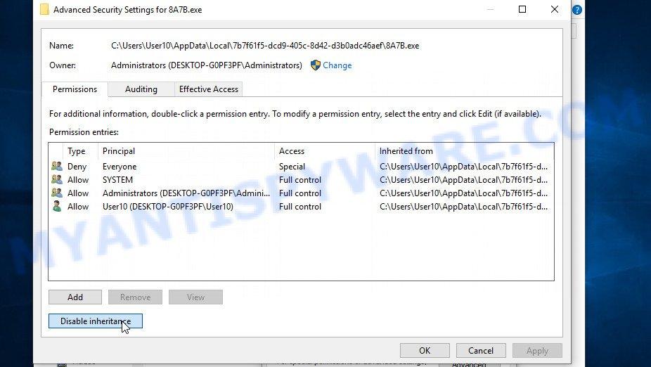 remove Pcqq virus 3