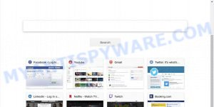 Search By QuickNewtab
