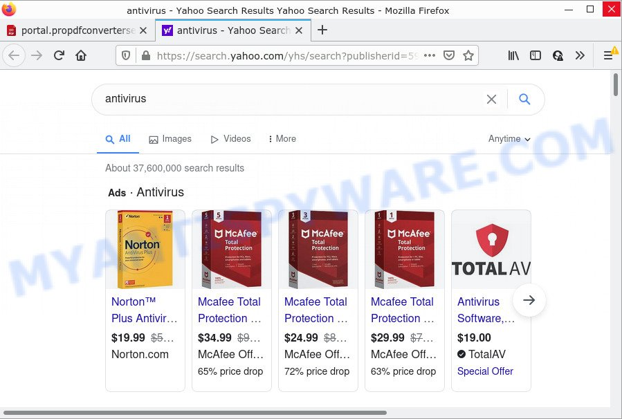 ProPDFConverterSearch ads