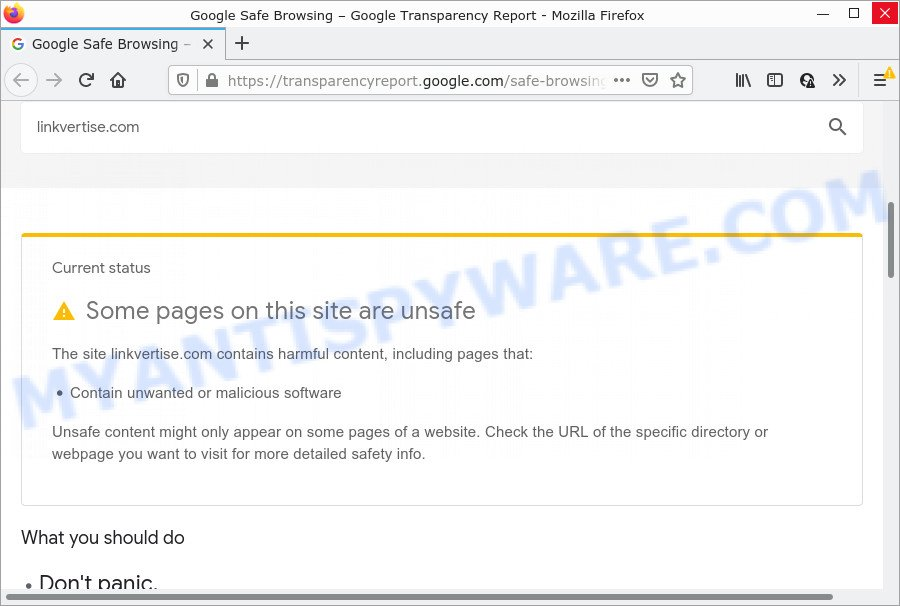 linkvertise.com scan report