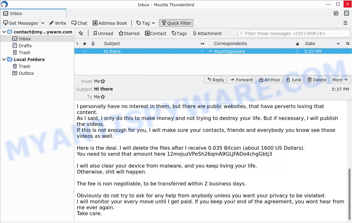 Im going to share important information with you SCAM part 2