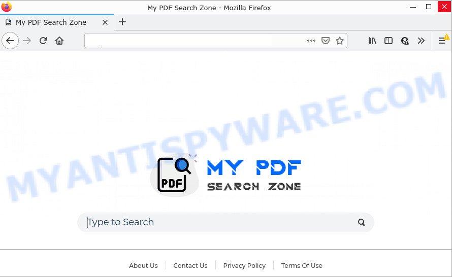 My PDF Search Zone