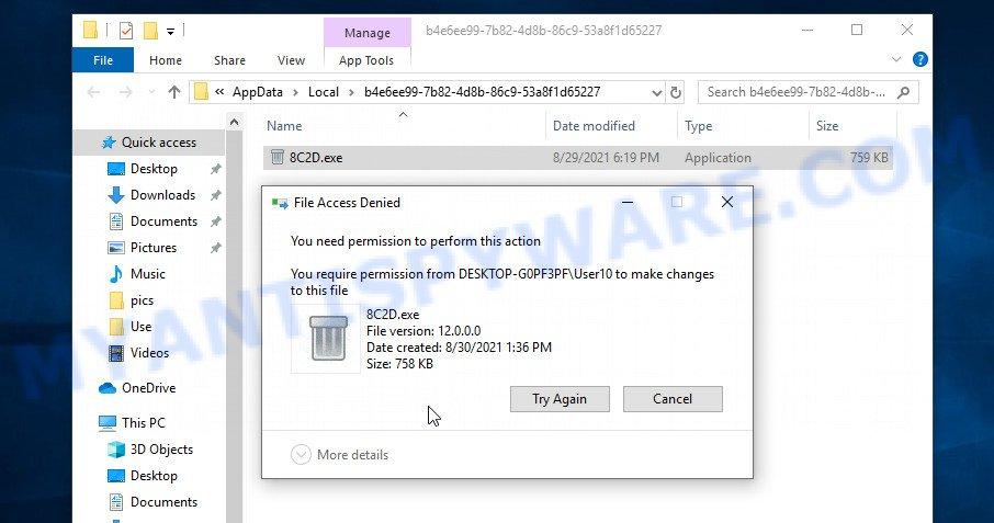 remove Lqqw virus 2