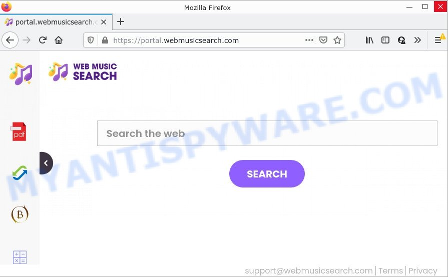 WebMusicSearch