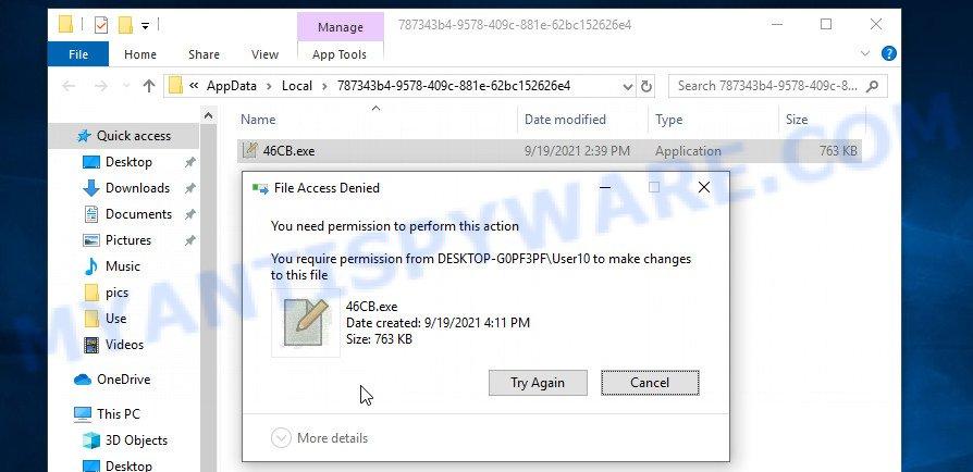 remove Koom virus 2