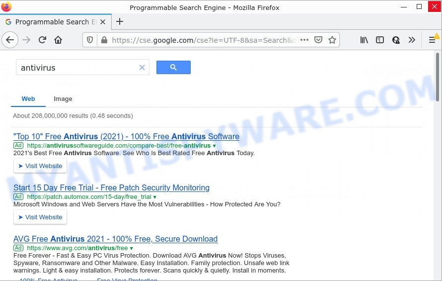 m.search1.mobi redirects