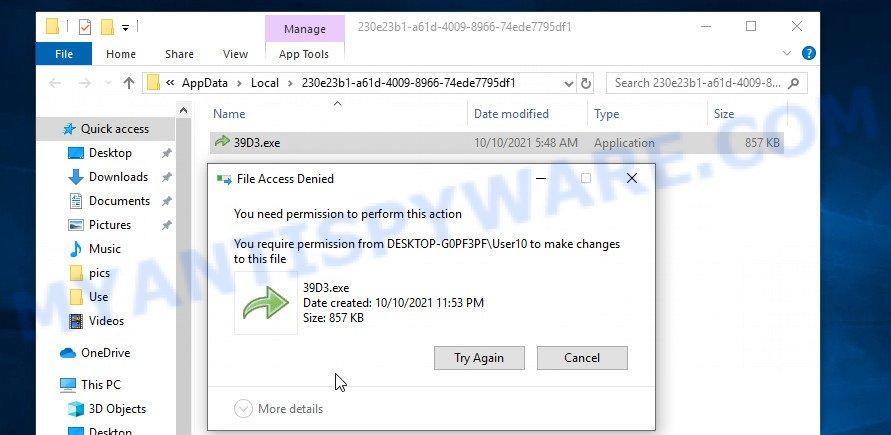 remove Nqsq virus 2